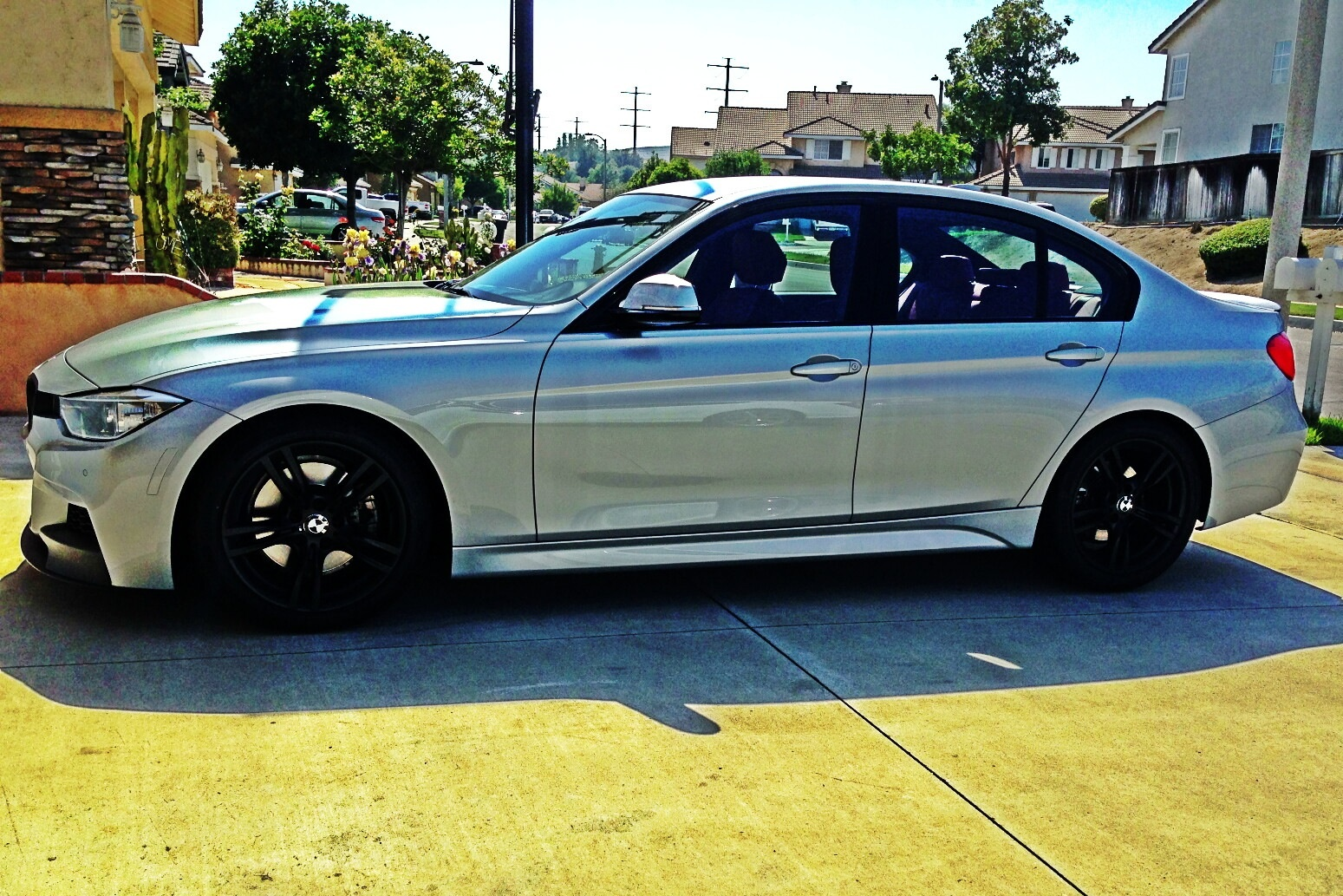 Bmw Oem 400m Rims W Tires And Tpms