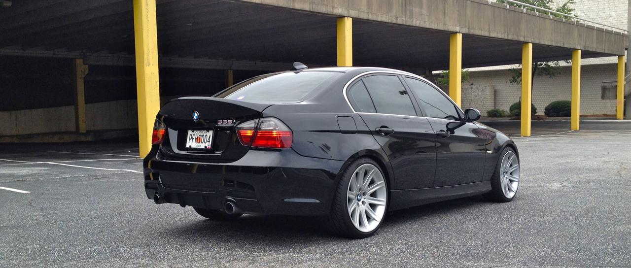 2011 BMW 328I Xdrive >> Favorite style rim on E90? - Page 2
