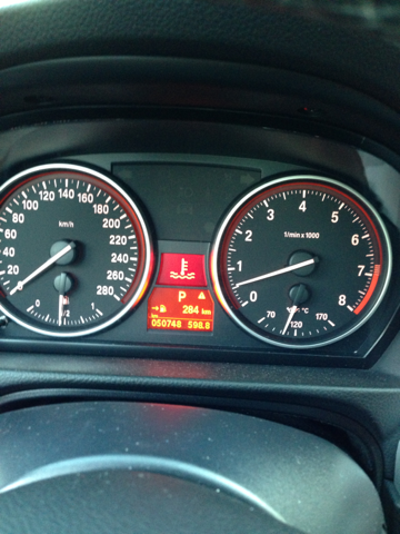 Warning Light Came On Couldn T Drive Car