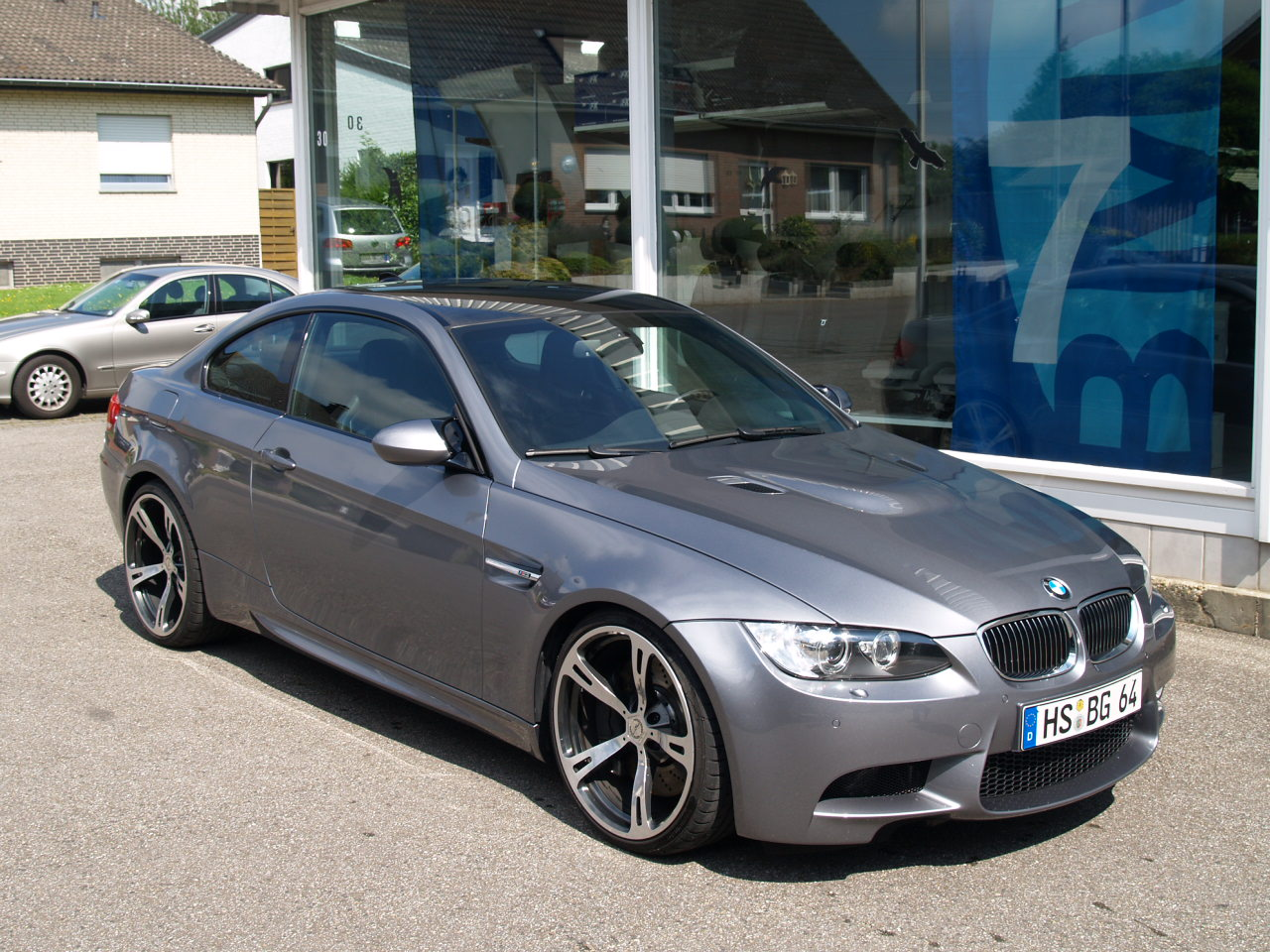 Probably First Pimped M3 E92 With V10 M5 Engine