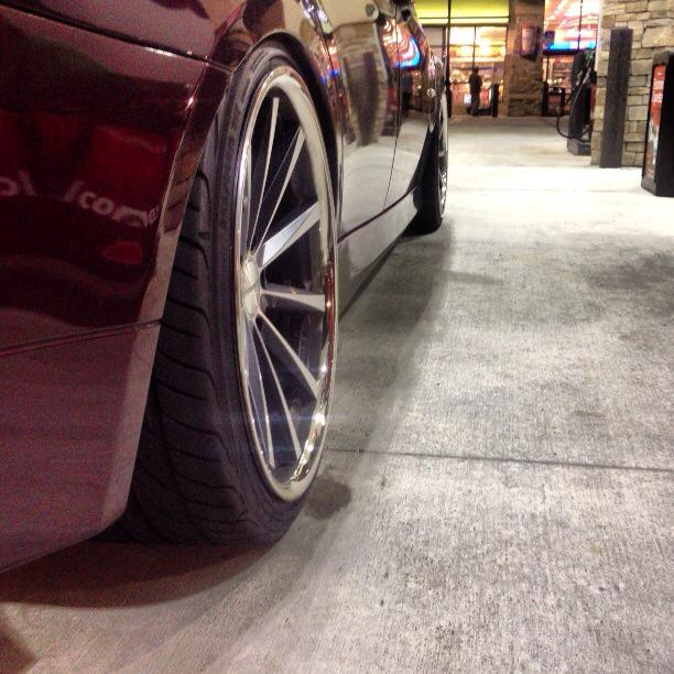 FS Or Trade Vossen CV1 With Tires