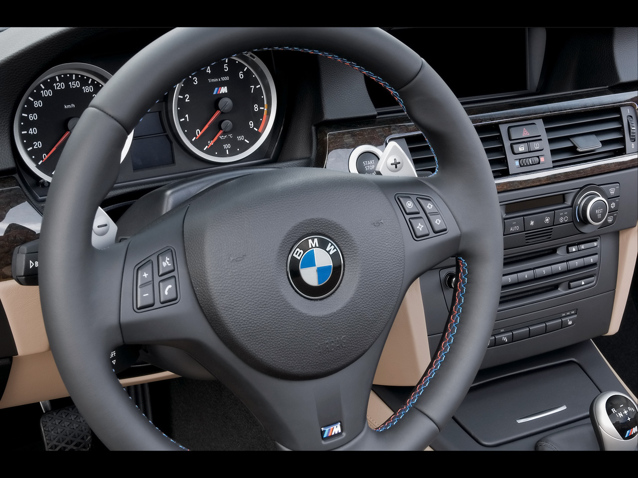 Wtb Round Sport Airbag 3 Series E90 For M3 Steering Wheel
