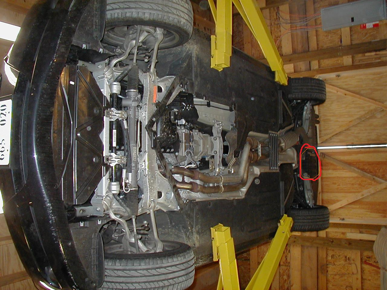 Pictures Of Underbody E92 330 335i