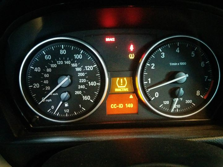 2007 Bmw E90 335i Tpms Issue