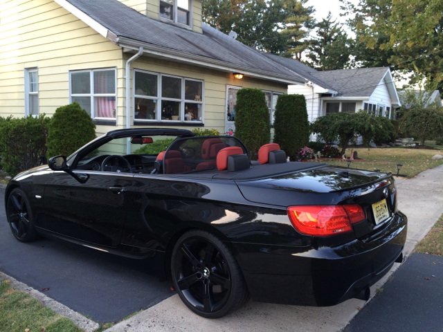 E93 With Wind Deflector Looks Better Bmw 3 Series E90