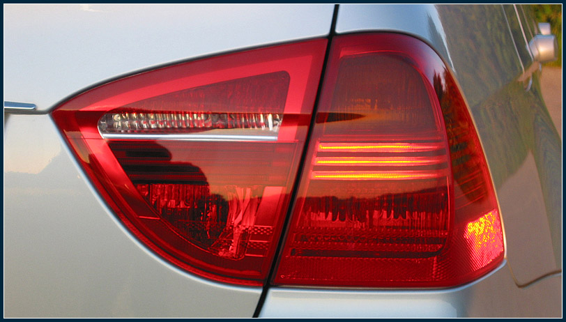 All Red Tail Lights For E90