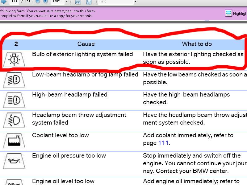 Bmw Z4 Dashboard Warning LightsBMW Dash Lights Symbols YouTube Brake Light Bimmerfest BMW Forums Car Symbol Meanings Free