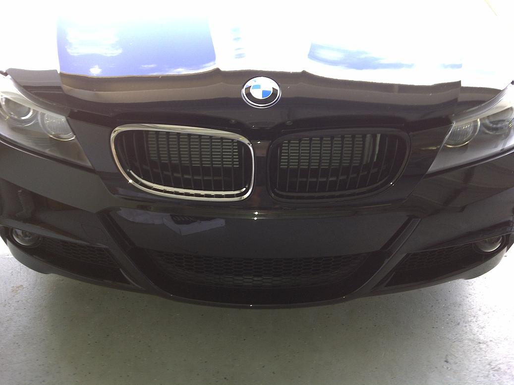 oe bmw e90 e91 grills for sale. Black Bedroom Furniture Sets. Home Design Ideas