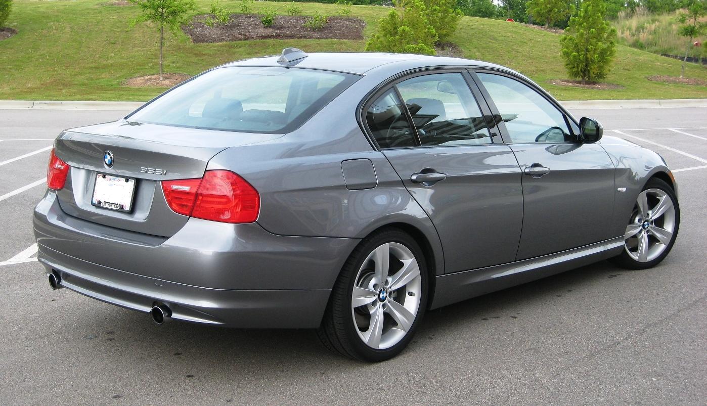 2009 bmw 335i sedan sport package assumption lease fs mo edited pm last
