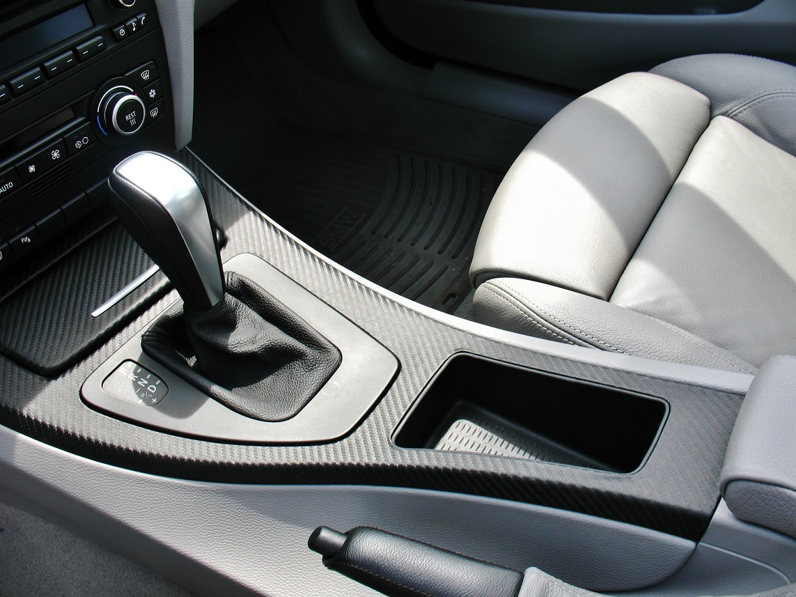 Carbon Fiber Cloth Interior Trim