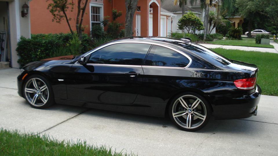 Fs 2007 335i Coupe Black Florida