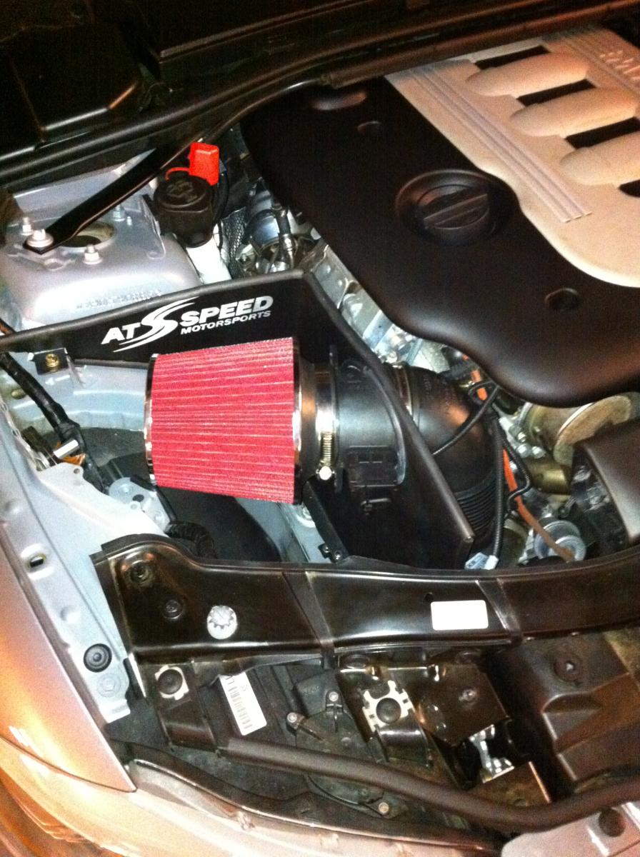 How Much Is A Catalytic Converter >> 335d Custom Intake