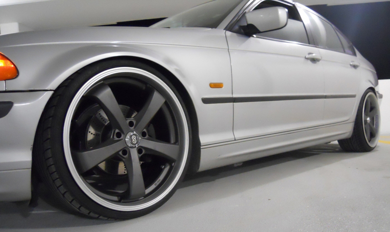 PHOTO: 2011 MUSTANG GT 5.0 WITH 20″ ENKEI FALCON ... |Enkei Falcon