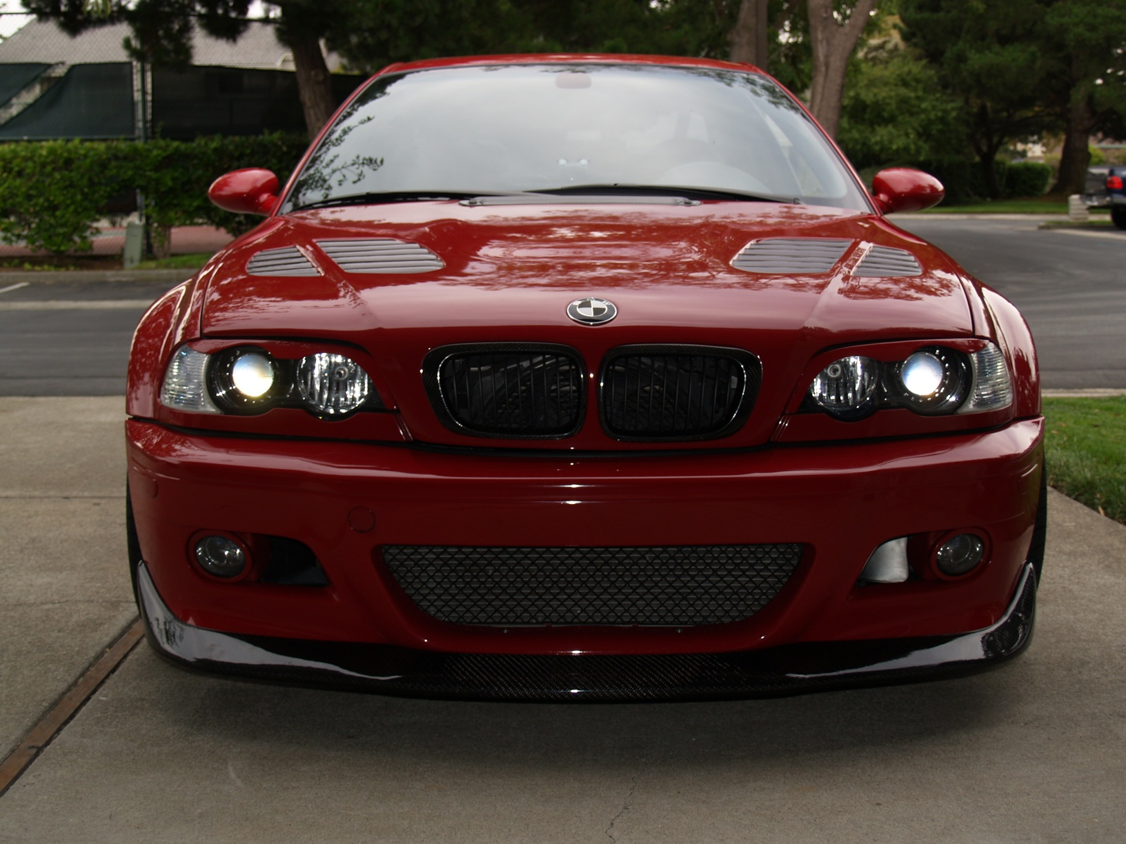 2002 620hp 3 4l Supercharged E46 M3 Imola Red Black