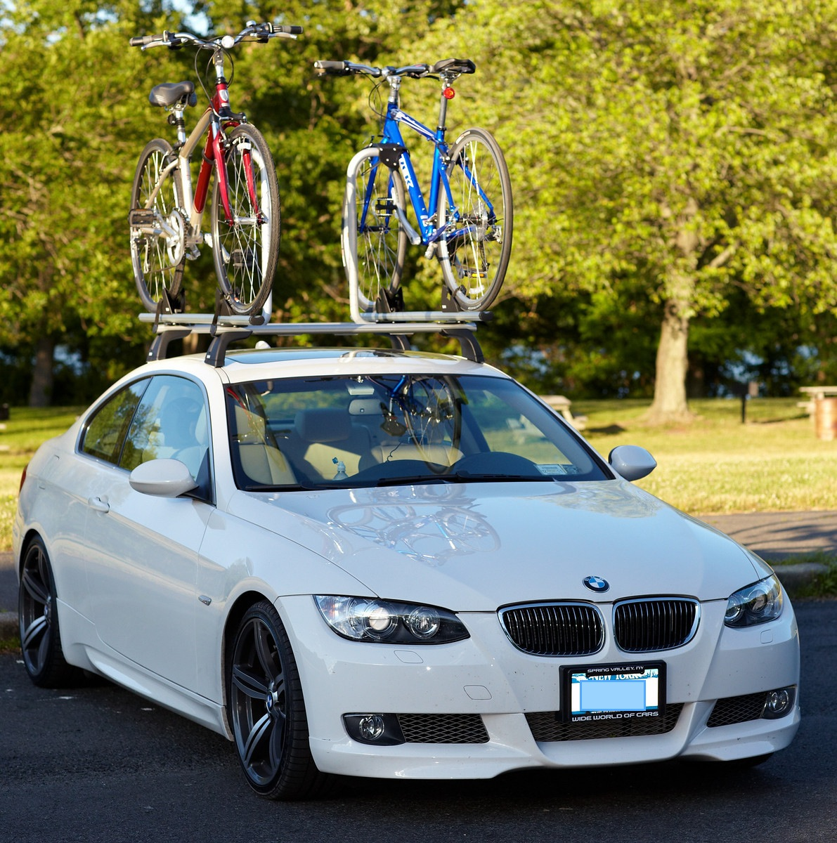 Fs Oem Bmw Roof Rack Bike Racks