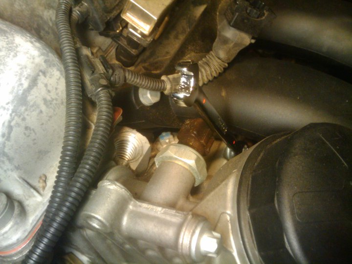 Diy Your Oil Filter Housing Gasket Is Leaking