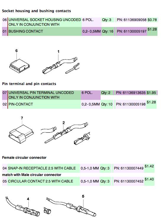 Name:  M5 SMG shift knob wiring parts.png Views: 46463 Size:  72.9 KB