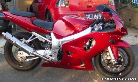 Poldim S 2003 Gsx R 600 Bimmerpost Garage