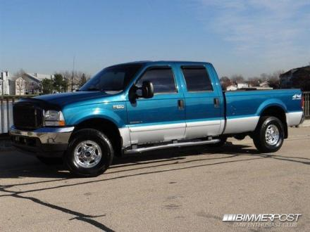 SSW's 2002 Ford F250 7 3L Diesel Lariat SD 4x4 Longbed