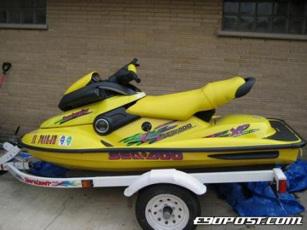Tracfour S 1997 Sea Doo Xp Bimmerpost Garage