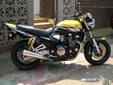 Thetoycollector S 2003 Yamaha Xjr1300 Bimmerpost Garage
