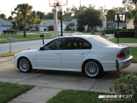 s 2003 BMW 530i Sport  BIMMERPOST Garage