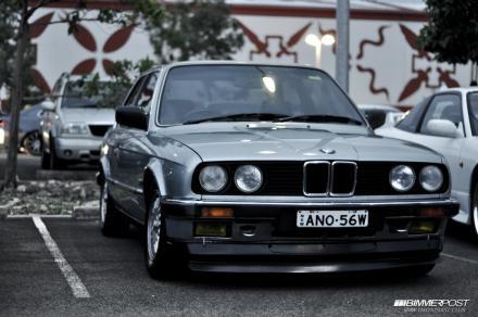 HohnenRacings 1983 BMW 323i