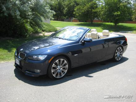 Bmwusa-f36\'s 2007 BMW 335i Convertible - BIMMERPOST Garage