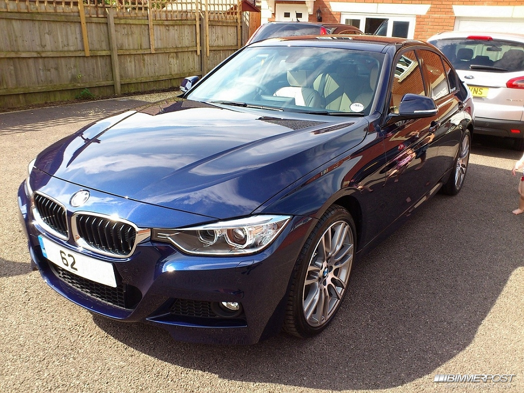 Rjberry S 2013 Bmw 320d M Sport Bimmerpost Garage