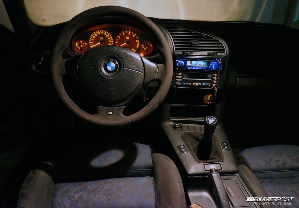 BMW I8 Wheels >> Quemoy's 1997 BMW E36 316i M Sedan M Technik - BIMMERPOST ...