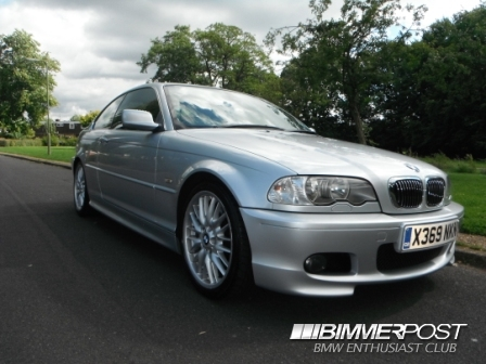 2001 bmw e46 330ci