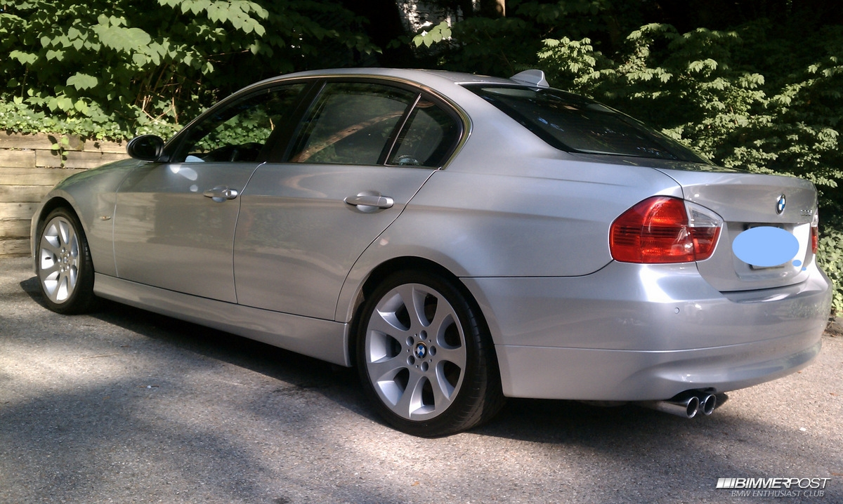 Signman S 2006 Bmw 330i Bimmerpost Garage