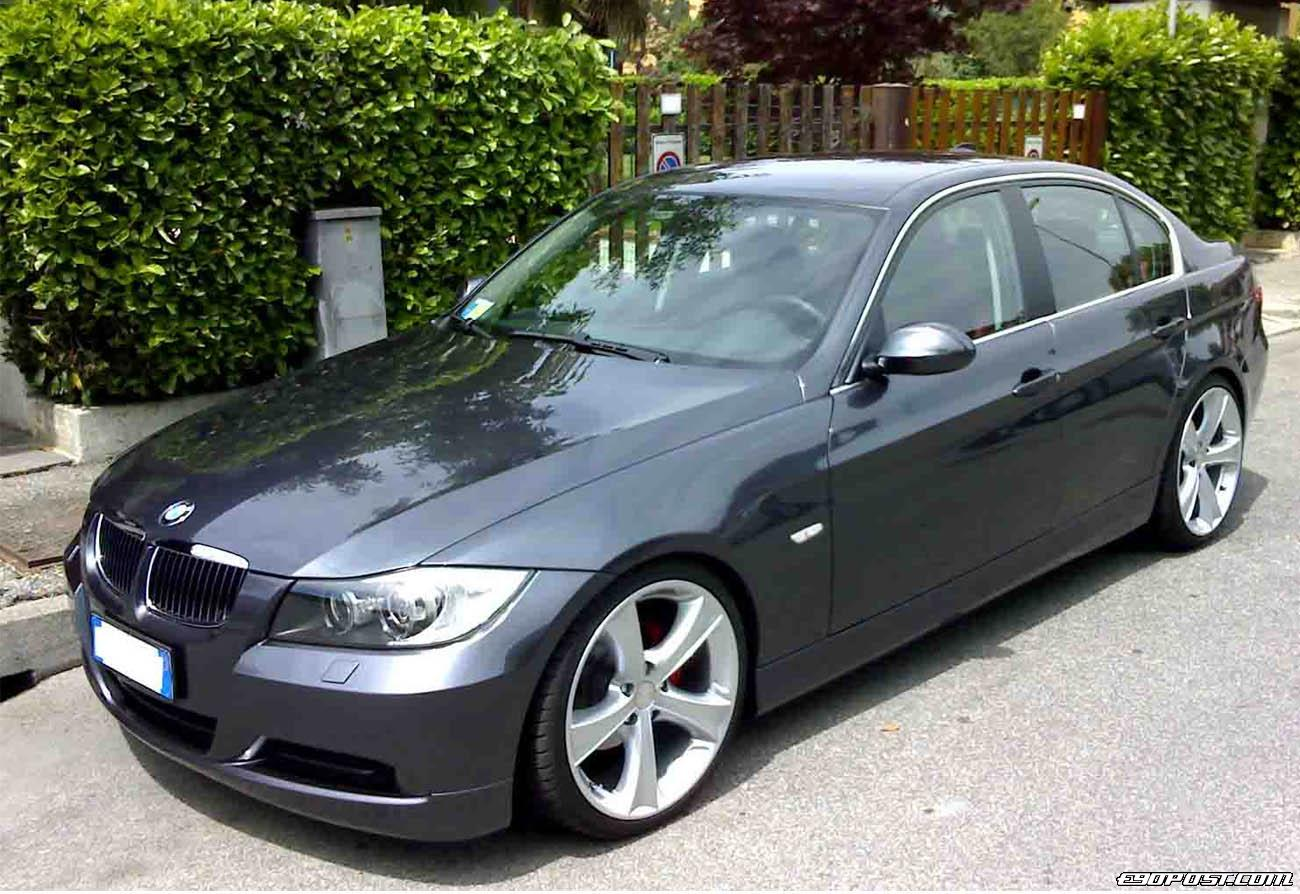 fabio 39 s 2006 bmw 320d e90 bimmerpost garage. Black Bedroom Furniture Sets. Home Design Ideas