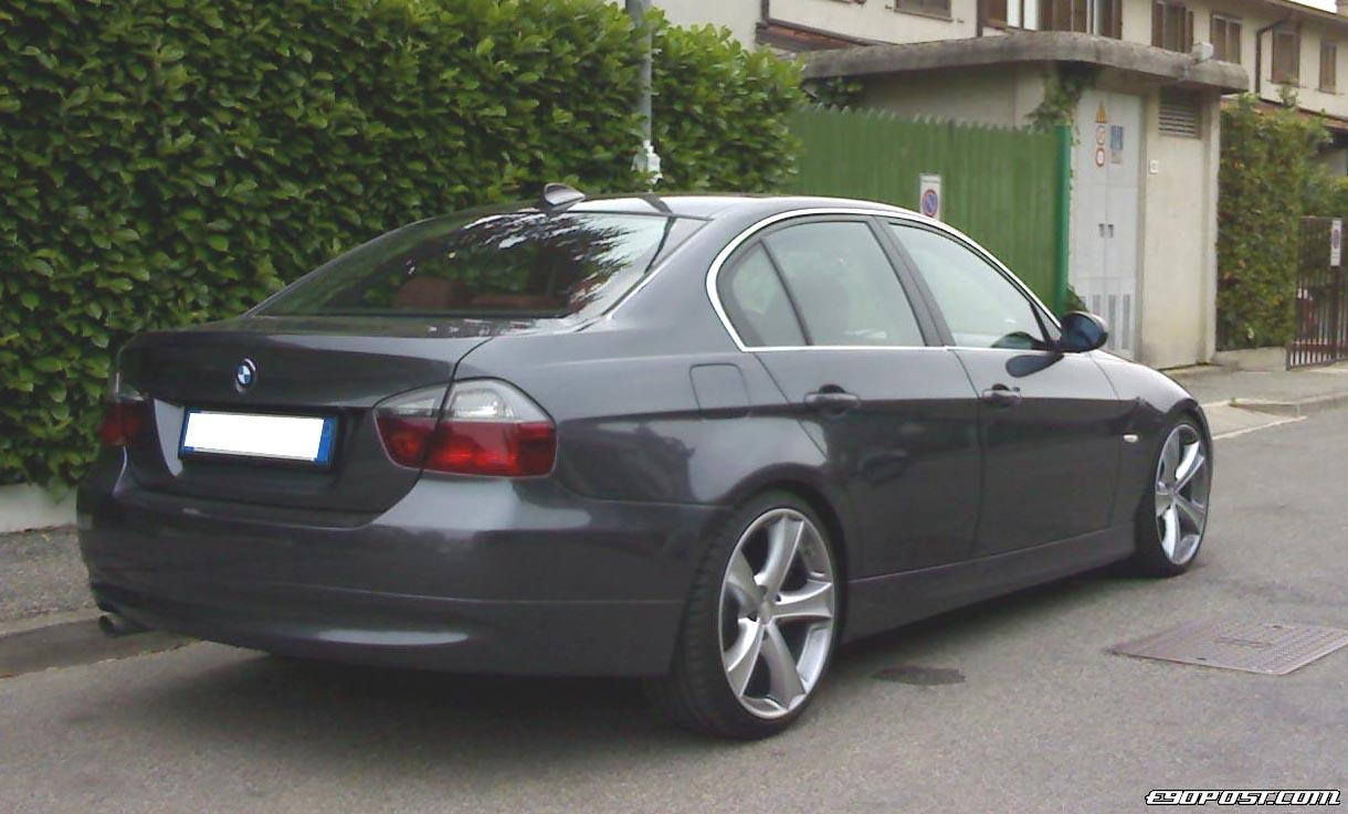 Fabio's 2006 BMW 320d E90 - BIMMERPOST Garage