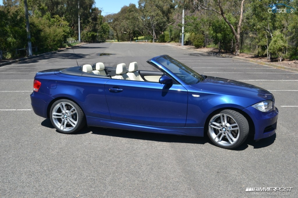 Jmolnar S 2009 Bmw 135i Convertible Bimmerpost Garage