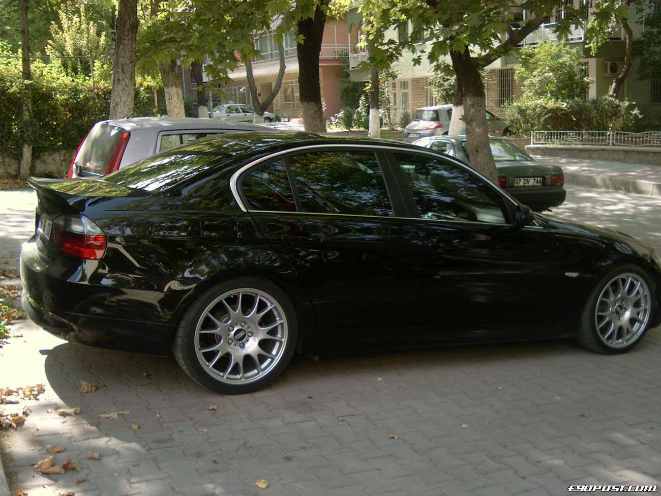 My Black Devil E90 Bmw 3 Series E90 E92 Forum