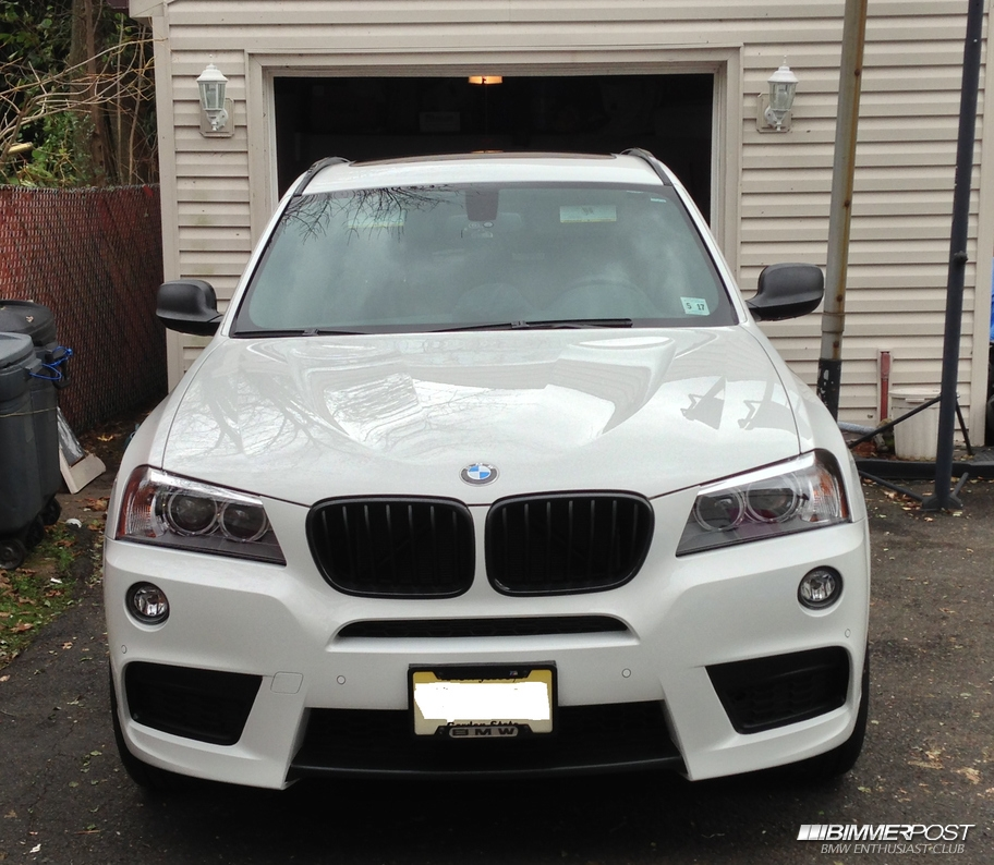 teemo panda 39 s 2013 bmw x3 bimmerpost garage. Black Bedroom Furniture Sets. Home Design Ideas