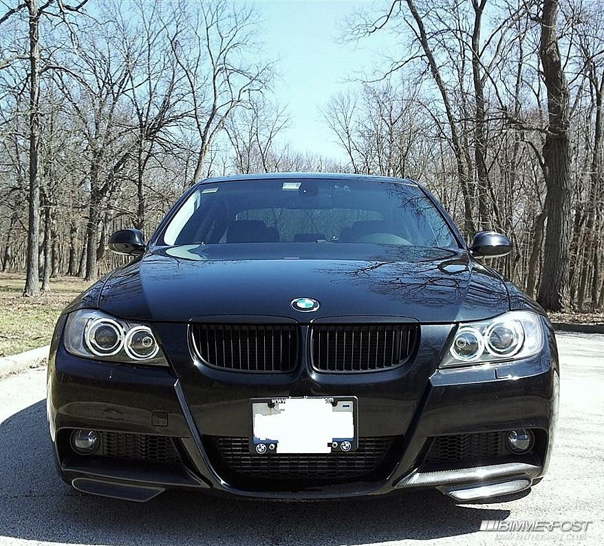 Bmw Z3 Mods: Hoonywise's 2008 BMW 335xi