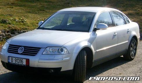Allex18 S 2004 Vw Passat V6 4motion 2 8 L Bimmerpost Garage