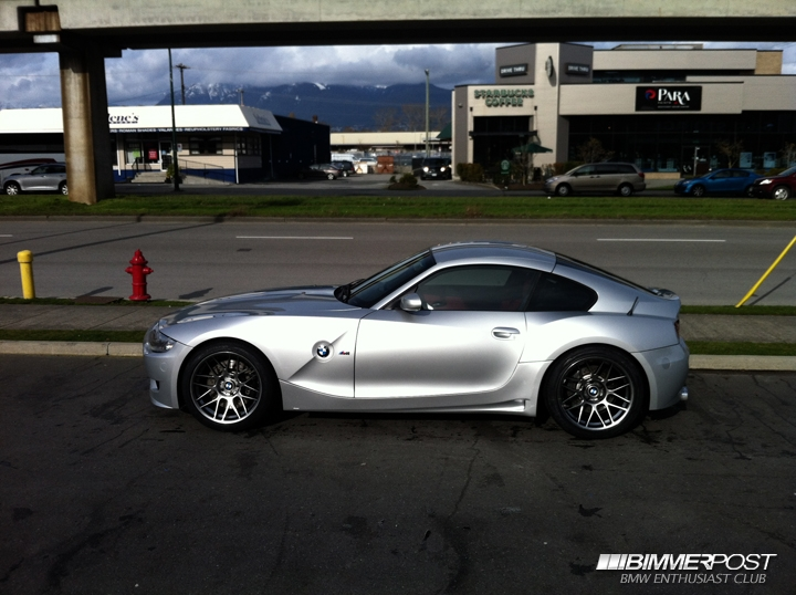 Johanness S 2008 Bmw Z4m Coupe Bimmerpost Garage