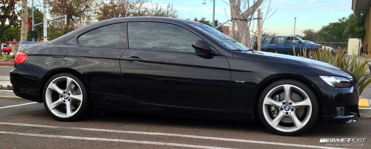 cbad335's 2009 BMW 335i Coupe - BIMMERPOST Garage