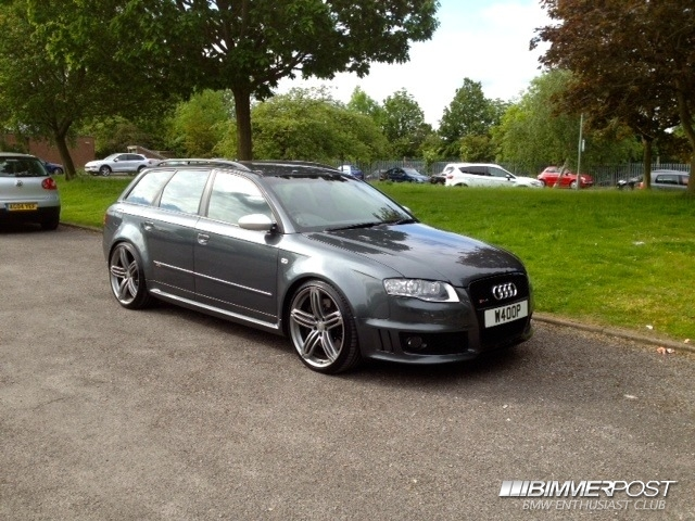 Hoops S 2008 Audi B7 Rs4 Avant Bimmerpost Garage