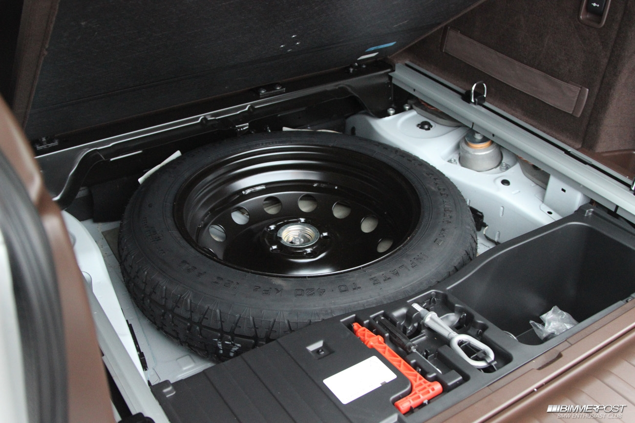 BMW 3 Series 2012 bmw x5 tire size Spare Tire - Bimmerfest - BMW Forums