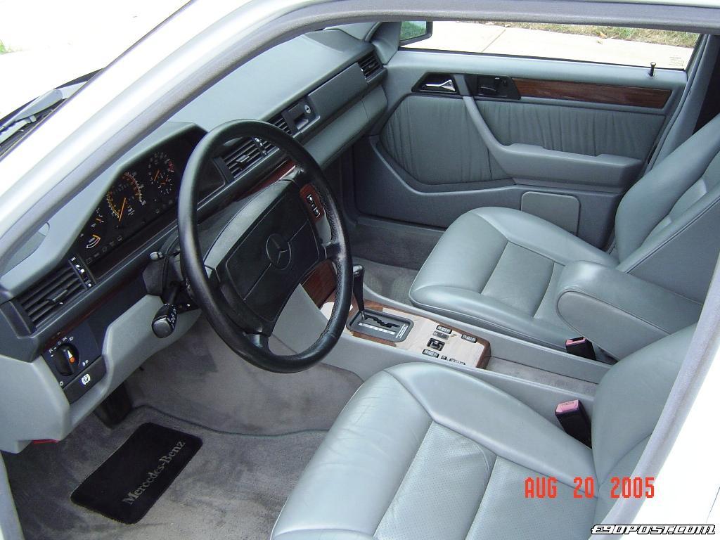 Afocoryw20 S 1990 Mercedes Benz 300e Bimmerpost Garage