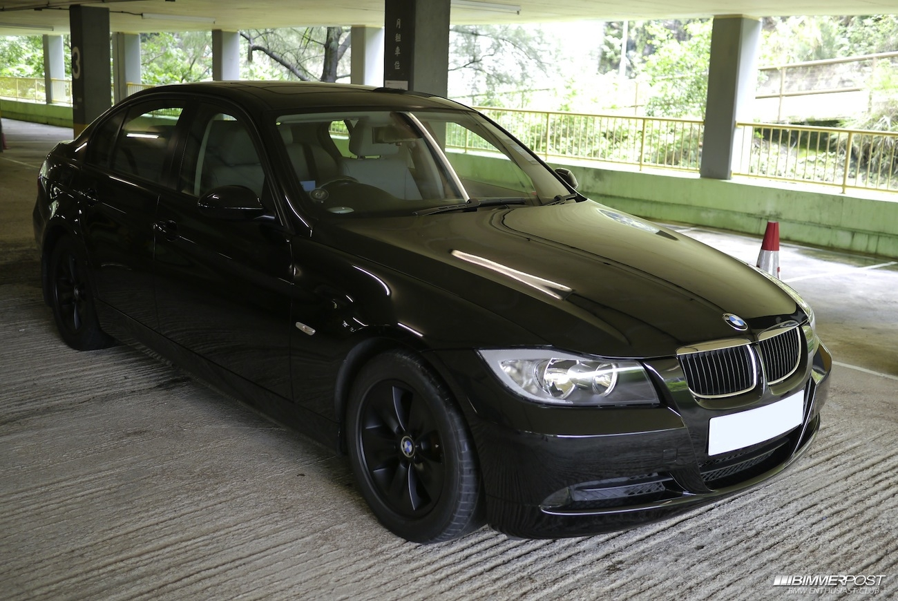forum_bmw320i.jpg. General Details. Year: 2006. Model: BMW 320i