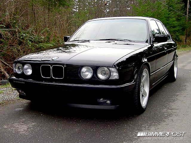 Mobius20 S 1993 Bmw 535i Bimmerpost Garage