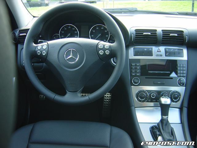 Lwl S 2005 Mercedes Benz C230 Kompressor Bimmerpost Garage