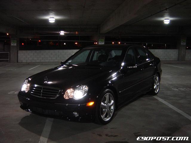 Lwl S 2005 Mercedes Benz C230 Kompressor Bimmerpost Garage