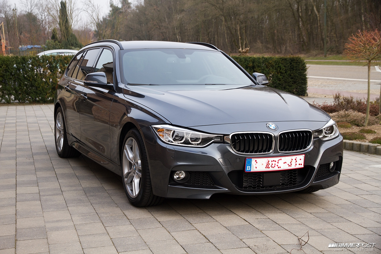 Mantis64's 2013 BMW F31 330D - BIMMERPOST Garage