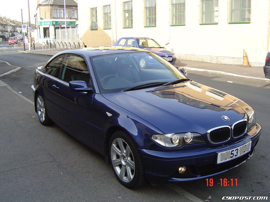 B3ma S 2003 E46 318ci Se Coupe Bimmerpost Garage